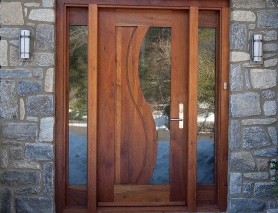 כך נבחר דלתות מעוצבות לבית ולמשרד